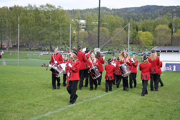 17 mai 2010 Mai Aktiviteter Skotselv Skolekorps